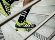 De verschillende hardloopschoenen van Adidas