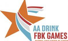 Deelnemersveld AA Drink FBK Games met focus op Nederlandse inbreng
