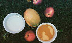 Hardlopers tussendoortje: Nectarine kokos smoothie
