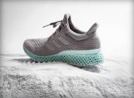 Adidas maakt schoenen uit oceaanafval met 3 D printer