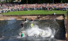 Fanatieke Tilburgse amateur per toeval naar WK obstacle run