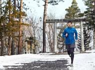 ASICS' wintercollectie tot -20 graden: Lopen in de ijskoude