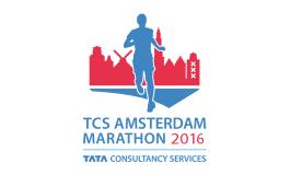 Meld je gratis aan voor de Amsterdam Marathon Facebook en Twitter service