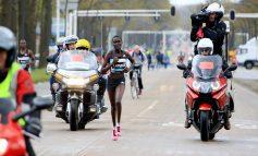 Betty Lempus winnares Enschede Marathon