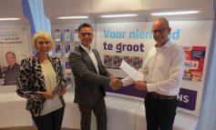 SNS Bank Meppel verlengt sponsorovereenkomst Kidsrun van de Meppel City Run