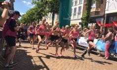 17.962 euro voor Pink Ribbon bij 10e editie Ladiesrun Groningen