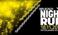 Eerste Den Bosch Night Run is verplaatst naar het voorjaar