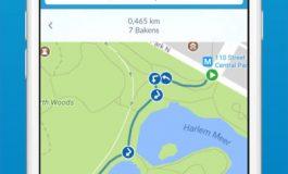 RunGo app nu in het Nederlands, Creëer je eigen routes