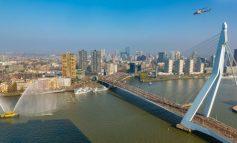 Nieuwe rol iconische Erasmusbrug bij 38e Marathon Rotterdam, inschrijving is geopend