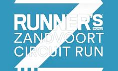 21,1 km blijft vast onderdeel tijdens de Zandvoort Circuit Run