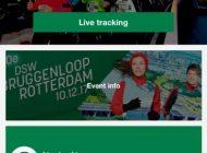 Download de gratis app voor de Rotterdam Bruggenloop