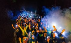 The Hague Peace Night Run voor kinderen op de vlucht