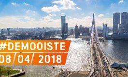Marathon Rotterdam draagt met trots de naam 'De Mooiste Marathon van Nederland'