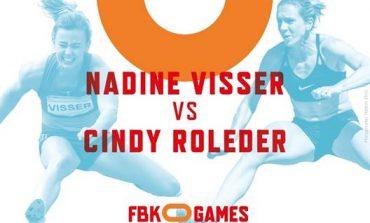 Horden battle Nadine Visser vs Europees kampioene Cindy Roleder