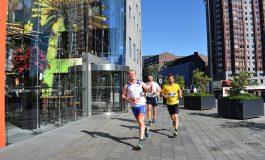Opnieuw succeseditie van Rotterdam Urban Trail