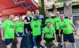 Nieuwe pacershirts voor de Meppel Cityrun