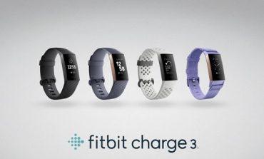 Fitbit introduceert Charge 3: de populairste fitnesstracker van Fitbit is nu beter dan ooit