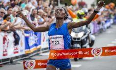 Topbezetting bij Ladies Run 10 K tijdens Tilburg Ten Miles