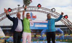 Amsterdam Marathon haalt dit jaar € 167.982  op voor het Cancer Center Amsterdam