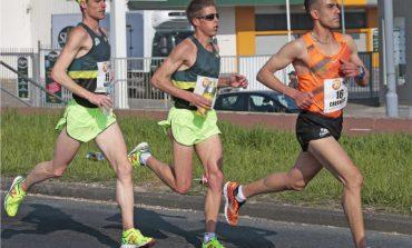 Khalid Choukoud opent nieuwe aanval op zijn persoonlijk record bij de Marathon Rotterdam in 2019