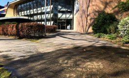 Urban Trail Zwolle reinigt stoepen
