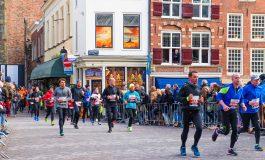 Nieuwe parcoursen voor de Utrecht Marathon en 75.000 euro voor KWF