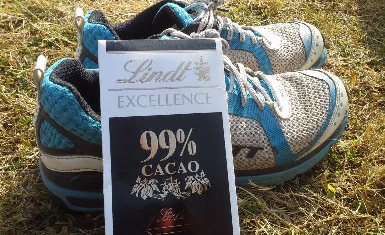 Chocolade en hardlopen, een goede combinatie?