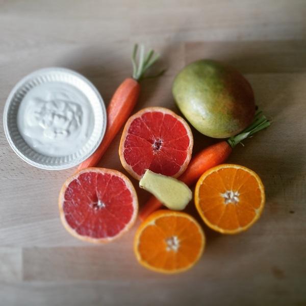 oranje herstel smoothie