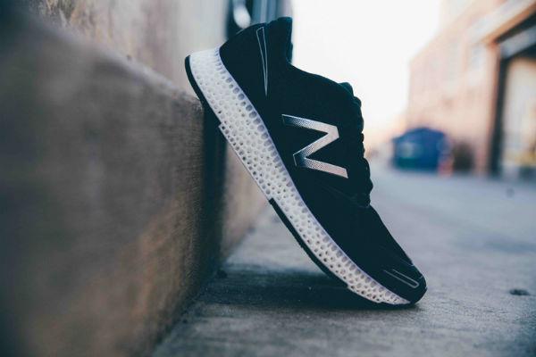 New Balance 3d geprinte hardloopschoen