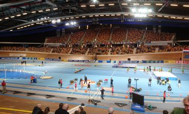Februari is Indoor Atletiek maand