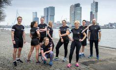 400 Vopakkers voorbereid voor de start van de Marathon Rotterdam