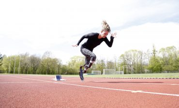 Marlou van Rhijn onttroond op de 100 meter (Video)