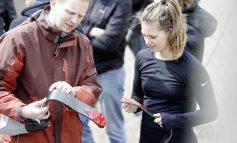 Documentaire over 'Blade Babe' Marlou van Rhijn bij de NOS