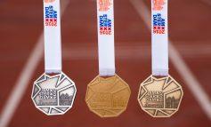 Eerste medailles EK Atletiek geslagen