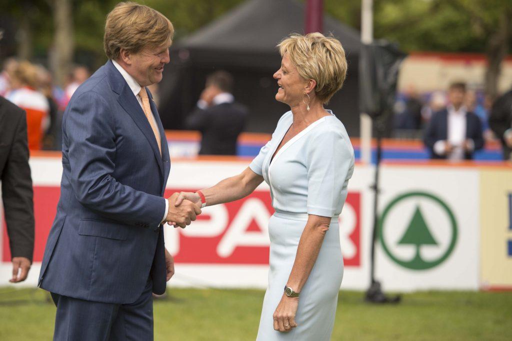 EK Atletiek Ellen van Langen