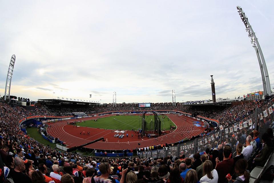 EK atletiek 2016