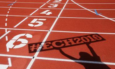 Jamile Samuel en Laura de Witte door naar halve finale 200 meter
