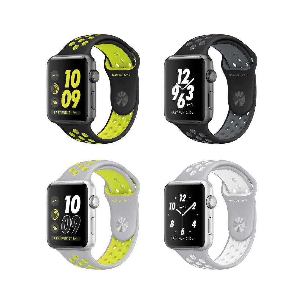 Apple Watch Nike+ komt in 4 varianten