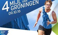 Tamirat Tola wint 4 Mijl van Groningen (Video)