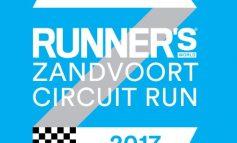 Extra afstand bij jubileumeditie Zandvoort Circuit Run (21,1 km)