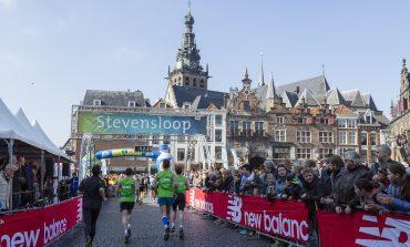Jesper van der Wielen en Mike Foppen starten in Stevensloop