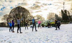 Nieuwe sporten uitproberen bij Marikenloop at the park