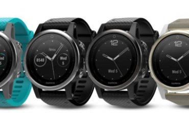 Garmin introduceert de Fēnix 5 serie - multisport GPS-smartwatches