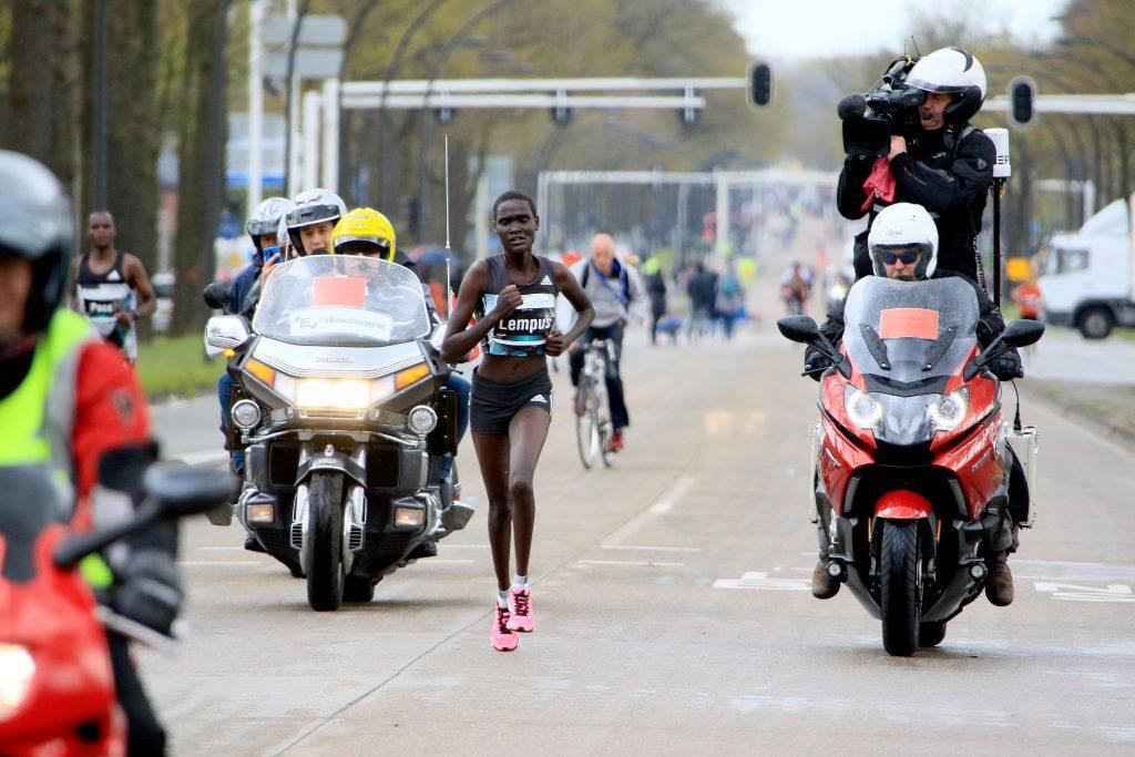 Betty Lempus Enschede Marathon