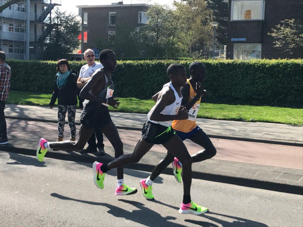 Marathon Rotterdam Kimutai