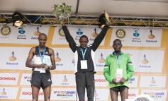 Recordregen tijdens zevende editie Roermond City Run
