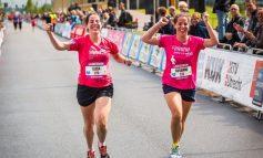Ladiesrun Utrecht: De Dafne Schippersbrug over voor Pink Ribbon