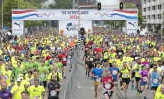 Philipp Aiger rent in Breda nieuw record van 71,3 km tijdens Wings for Life World Run