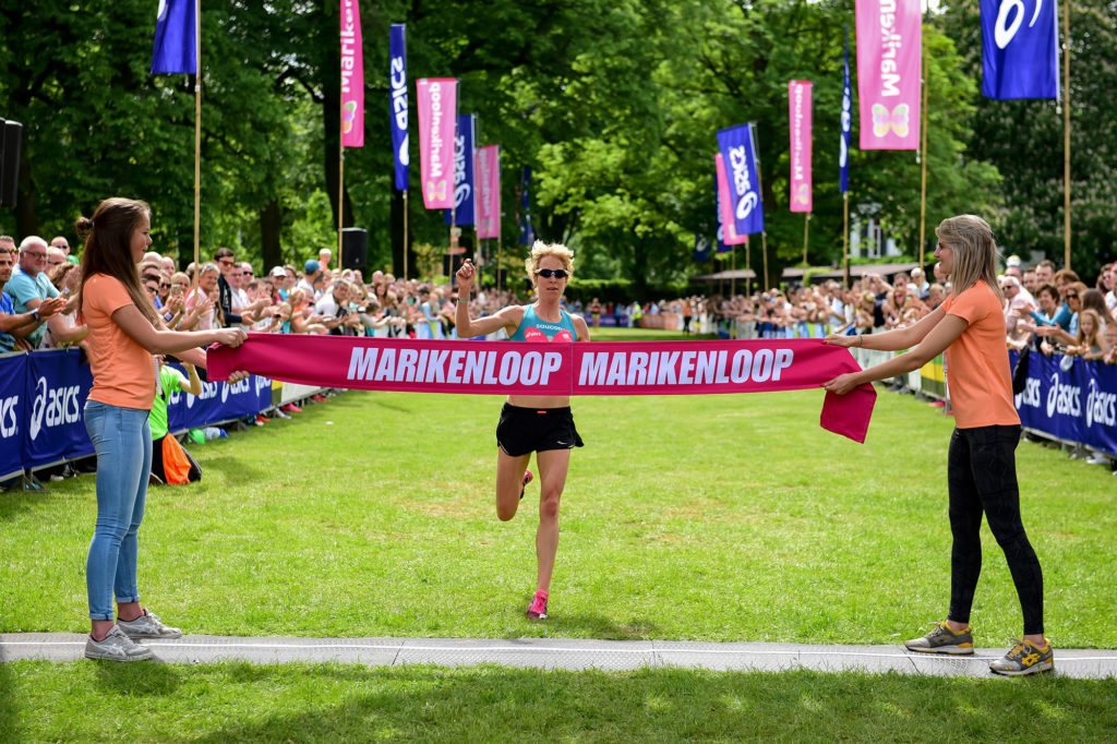 Winnares 5km Ruth van der Meijden