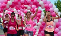 Deelneemsters Pink Running Day halen bijna een ton euro op voor Pink Ribbon